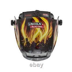 Lincoln Electric K4375-3 Viking 1740 Ignition Auto Darkening Welding Helmet