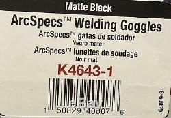 Lincoln Electric K4643-1 ArcSpecs Weld / Mask Auto Darkening Goggles. Ship Free