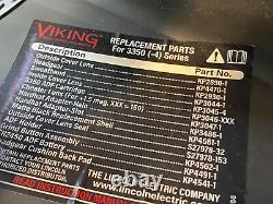 Lincoln Electric VIKING 3350 (-4) Series Mojo Welding Helmet Mint