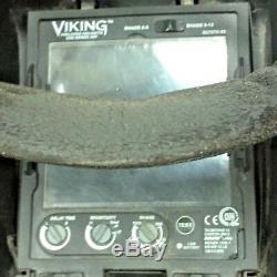 Lincoln Electric Viking 3350 4c ADF Auto Darkening Welding Helmet