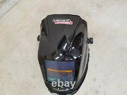 Lincoln Electric Viking 3350 Auto Darkening Welding Helmet Black K3034-3