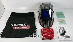 Lincoln Electric Viking 3350 Auto Darkening Welding Helmet Twisted Metal Graphic