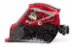 Lincoln Electric Viking 3350 Mojo Auto-Darkening Welding Helmet K3101-3