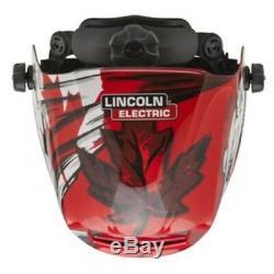 Lincoln Electric Viking 3350 Polar Arc Welding Helmet K3255-3