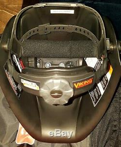 Lincoln Electric Viking Black 1840 Series with 4C Lens Technology Welding Helmet