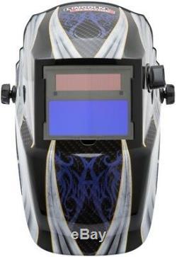 Lincoln Electric Welding Helmet Eliminator VAR SH 7-13 ADF Helmet Auto Garage