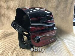 Lincoln Electric Welding Hood W' Auto Darkening Lens S27978-140 Good Condition