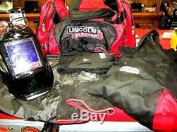 Lincoln Electronic Premium Welding Gear Ready-Pak K2986-L