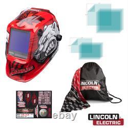 Lincoln K3255-4 Viking 3350 Polar Arc Welding Helmet