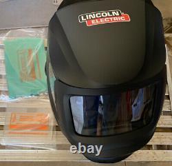 Lincoln VIKING 3250D PAPR Respirator Welding Helmet with Standard Battery K4550-1