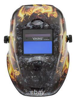 Lincoln Viking 1740 Ignition Welding Helmet K4375-3