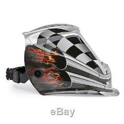 Lincoln Viking 3350 Series Motorhead Auto Darkening Welding Helmet (K3100-3)