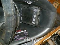 Lincoln Viking 4C 3350 Series Motorhead Auto Darkening Welding Helmet