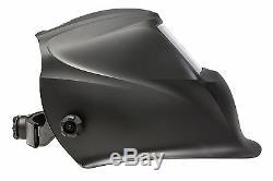 Lincoln Viking Black 1740 Variable Shade Auto Darkening Welding Helmet K3282-2