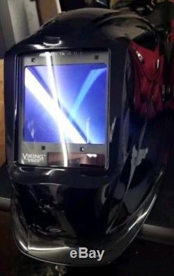Lincoln Viking PAPR 3350 Auto Darkening Welding Helmet