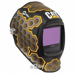 MILLER ELECTRIC 282007 Welding Helmet, Auto-Darkening, Nylon