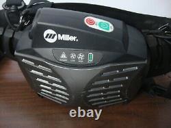MILLER T94i-R PAPR WELDING HELMET RESPIRATORY PROTECTION SYSTEM KIT #1