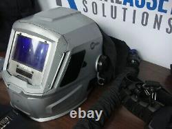 MILLER T94i-R PAPR WELDING HELMET RESPIRATORY PROTECTION SYSTEM KIT #2
