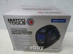 Matco Tools Auto-Darkening Welding Helmet Evil Jester 13ADBW319VGJ