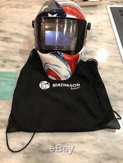 Mathewson Select Freedom 180 Auto-darkening Welding Helmet