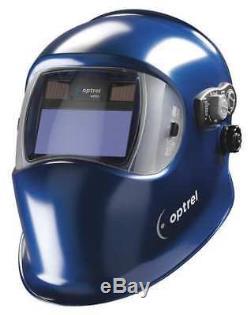 Medium Blue Auto Darkening Welding Helmet, K6804, Optrel