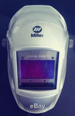 Miller 256177 9400i Auto-darkening Welding Helmet