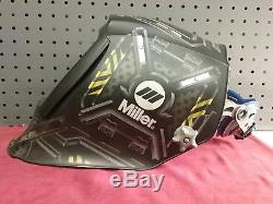 Miller 271333 Black Ops Digital Infinity Auto Darkening Welding Helmet