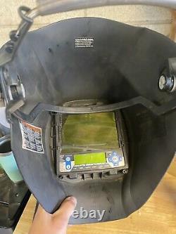 Miller 280045 Infinity Digital Auto Darkening Welding Helmet