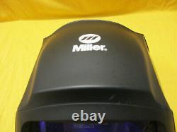 Miller #280045 Infinity Digital Auto Darkening Welding Helmet Barely Used