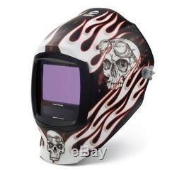 Miller 280048 Digital Infinity Welding Helmet with ClearLight Lens Departed