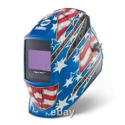 Miller 281002 Digital Elite Welding Helmet Stars and Stripes III
