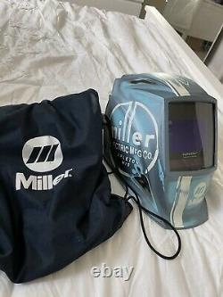 Miller 281004 Vintage Roadster Digital Elite Auto Darkening Welding Helmet