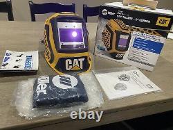 Miller 281006 Digital Autodarkening Welding CAT Helmet with ClearLights Lens