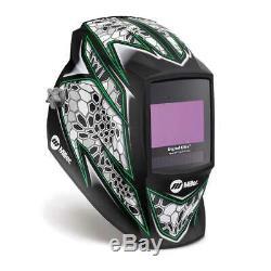 Miller 281007 Digital Elite Welding Helmet with ClearLight Lens Raptor