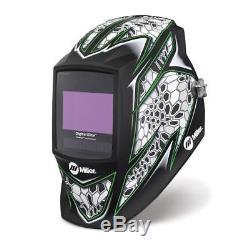 Miller 281007 Raptor Digital Elite Auto Darkening Welding Helmet
