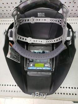 Miller Auto-Darkening Elite Black Welding Helmet 257213