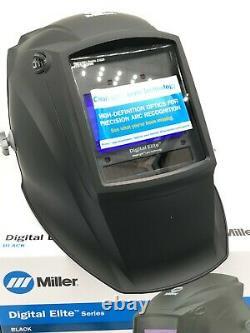 Miller Black Digital Elite Auto Darkening Welding Helmet (281000)