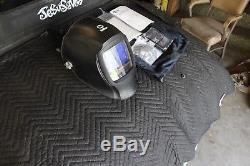 Miller Black Digital Infinity Auto Darkening Welding Helmet