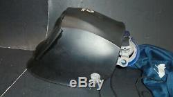 Miller Black Digital Infinity Auto Darkening Welding Helmet (271320)