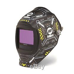 Miller Black Ops Digital Infinity Auto Darkening Welding Helmet 280047