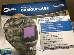 Miller Camo Digital Infinity Auto Darkening Welding Helmet (280045)