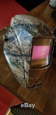Miller Camouflage Digital Elite Auto Darkening Welding Helmet