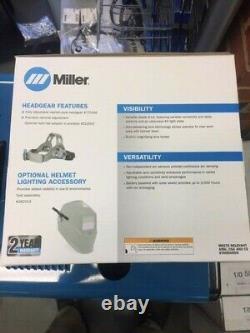 Miller Classic Series 251292 Black Auto-Darkening Welding Helmet