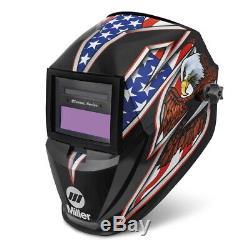 Miller Classic Series Liberty Auto Darkening Welding Helmet (287369)