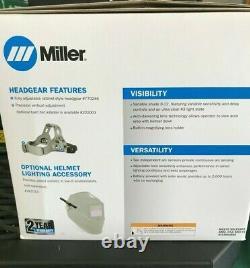 Miller Classic Series Welding Helmet Rise 271349