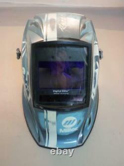Miller Digital Elite Roadster Welding Auto Darkening Helmet