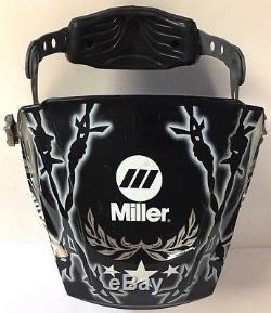 Miller Digital Elite Series Auto-Darkening Welding Helmet POWithMIA