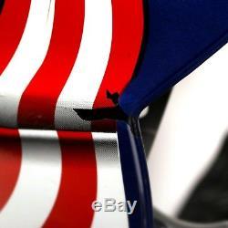 Miller Digital Elite Series Auto Darkening Welding Helmet Stars Stripes Pattern