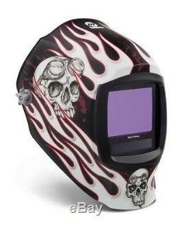 Miller Digital Infinity ADF Helmet 13.4sq in viewable DEPARTED 271332