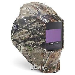 Miller Digital Infinity Auto Darkening Welding Helmet Camouflage